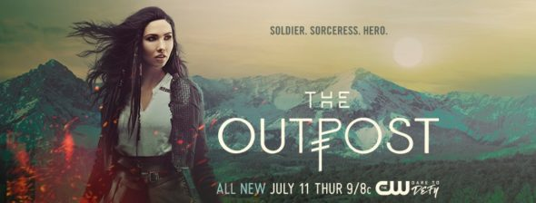 The Outpost TV show on The CW: season 2 ratings (canceled renewed season 3?)