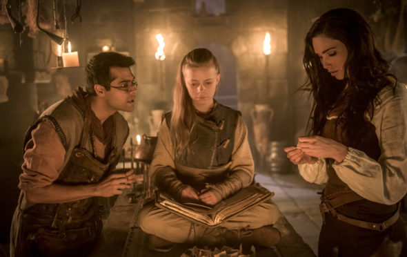 The Outpost TV show on The CW: season 2 viewer votes (cancel or renew season 3?)