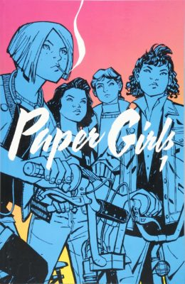 Paper Girls TV show on Amazon: (canceled or renewed?)