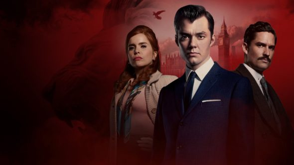 Pennyworth TV show on EPIX: canceled or renewed for another season?