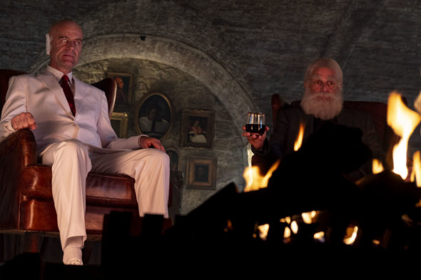 Preacher TV show on AMC: season 4 viewer votes (cancel renew season 5?)
