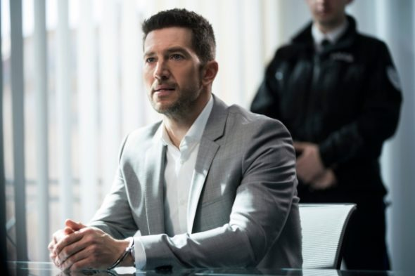 Ransom TV show on CBS: cancelled; no season four