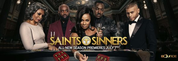 Saints & Sinners TV show on Bounce TV: season 4 viewer votes (cancel renew season 5?)