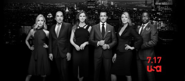 Suits TV show on USA Network: season 9 ratings (canceled renewed season 10?)
