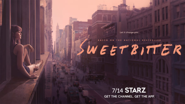 Sweetbitter TV show on Starz: season 2 viewer votes (canceled renewed season 3)