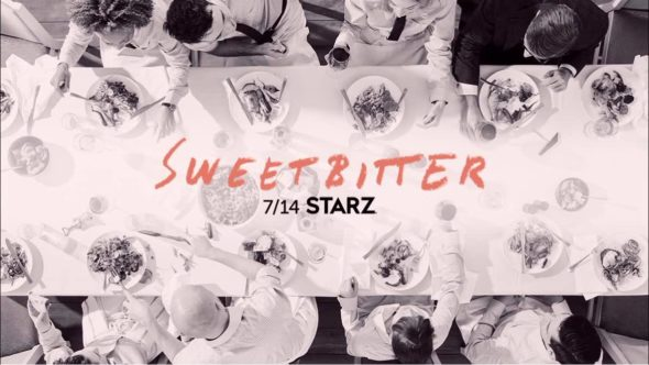 Sweetbitter TV show on Starz: season 3 ratings (canceled renewed season 2?)