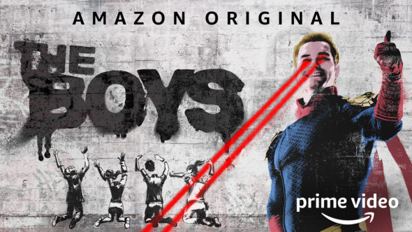 Image result for the boys amazon