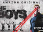 The Boys TV show on Amazon: season 1 viewer votes (cancel renew season 2?)