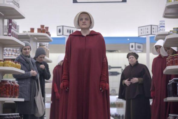The Handmaid's Tale TV show on Hulu: (canceled or renewed?)