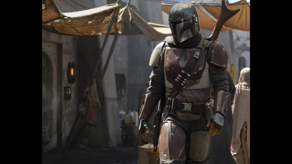 The Mandalorian TV show on Disney+: (canceled or renewed?)
