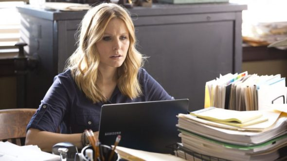 Veronica Mars TV show on Hulu: (canceled or renewed?)