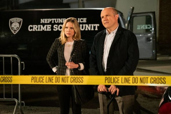 Veronica Mars TV show on Hulu: canceled or renewed for season 5?