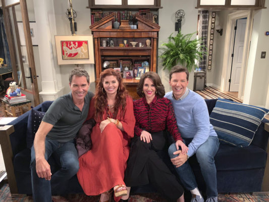 Will & Grace TV show on NBC: ending, no season 12