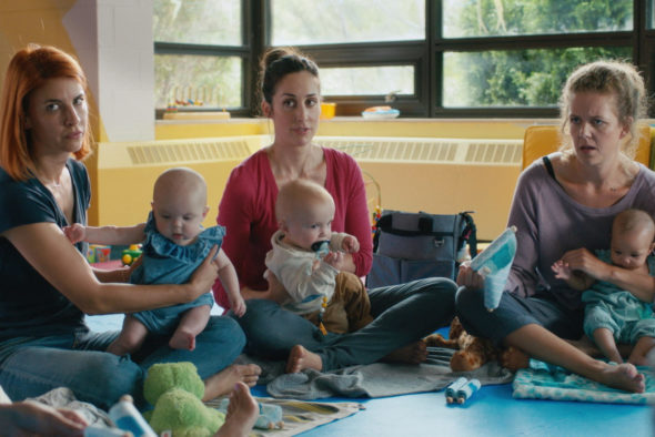Workin' Moms TV show on Netflix: canceled or season 3? (release date); Vulture Watch