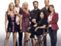 BH90210 TV show on FOX: canceled or renewed for another season? Pictured L-R: Jennie Garth, Ian Ziering, Tori Spelling, Jason Priestley, Shannen Doherty, Brian Austin Green and Gabrielle Carteris.