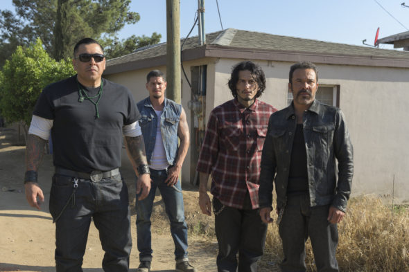 Mayans MC TV show on FX: season 2 viewer votes (cancel renew season 3?)