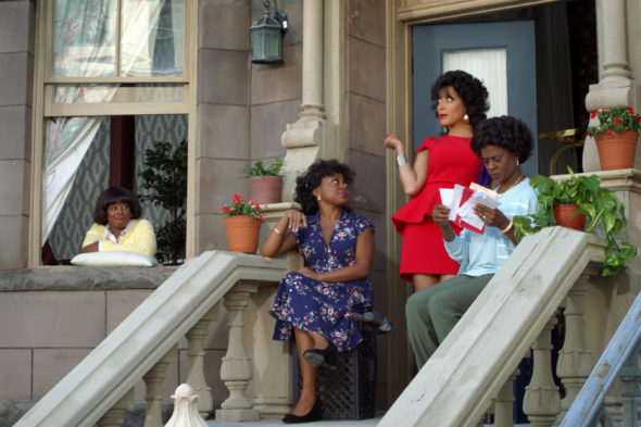 A Black Lady Sketch Show TV show on HBO renewed for season two; (canceled or renewed?)