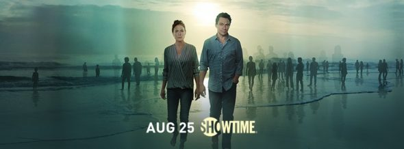 The Affair TV show on Showtime: season 5 ratings (canceled no season 6)