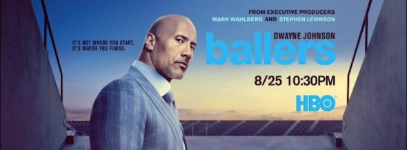 Ballers TV show on HBO: season 5 ratings (canceled renewed season 6?)