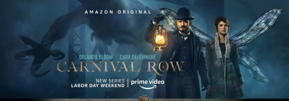 Carnival Row TV show on Amazon: season 1 viewer votes (cancel or renew for season 2?)