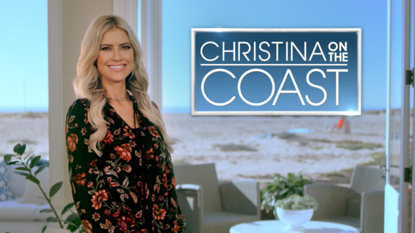 Christina on the Coast TV show on HGTV: (canceled or renewed?)