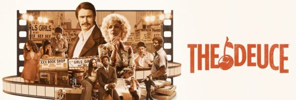 The Deuce TV show on HBO: season 3 ratings (canceled, no season 4)