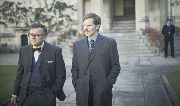 Endeavour TV show on ITV renewed for season eight