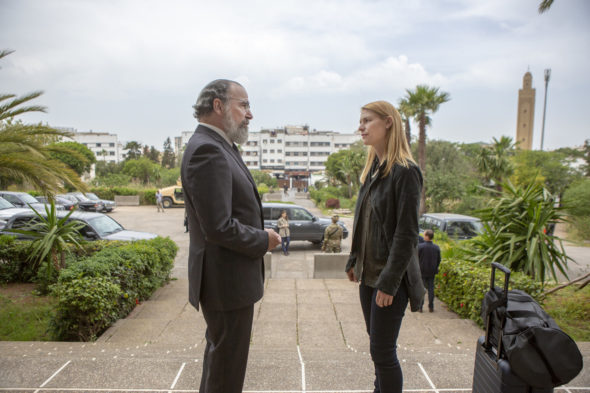Homeland TV show on Showtime: season 8 premiere date