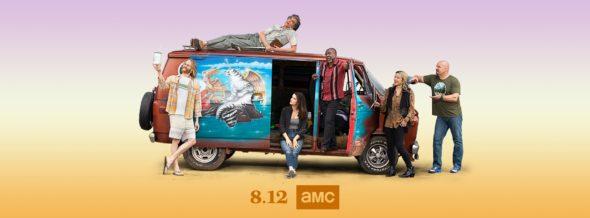Lodge 49 TV show on AMC: season 2 ratings (canceled or renewed for season 3?)