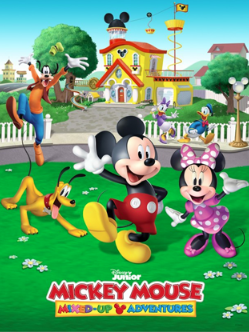 Mickey Mouse Mixed Up Adventures TV show on Disney Junior: (canceled or renewed?)