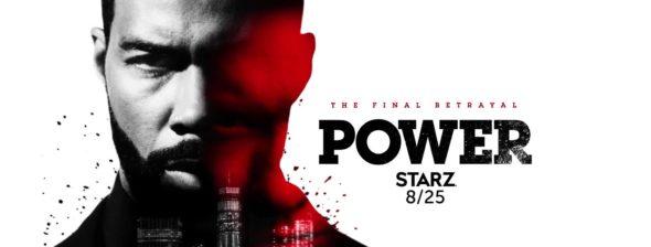 Power TV show on Starz: season 6 ratings (canceled no season 7)