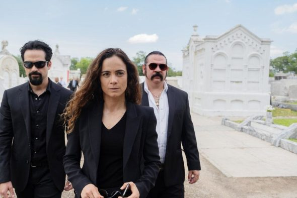 Queen of the South TV show on USA Network renewed for season five; (canceled or renewed?)