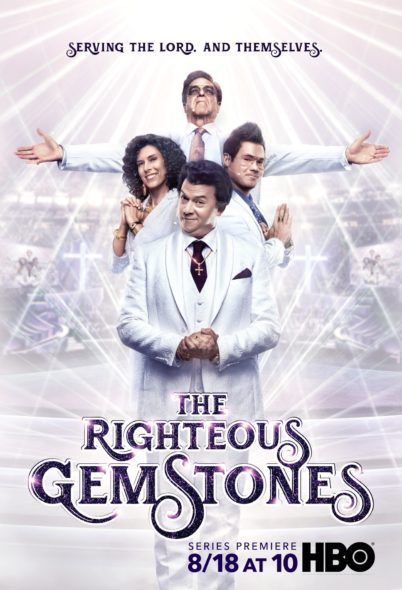 The Righteous Gemstones TV show on HBO: season 1 viewer votes (cancel renew season 2?)