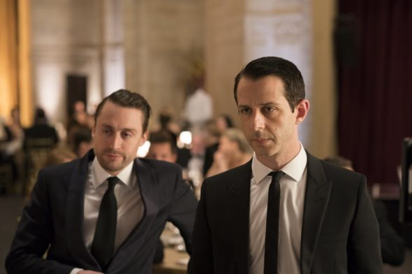 Succession TV show on HBO renewed for season three; (canceled or renewed?)