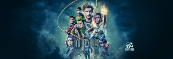 Titans TV show on DC Universe: season 2 viewer votes (cancel renew season 3?)