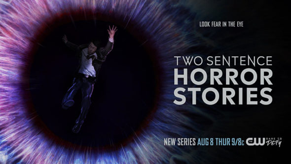 Two Sentence Horror Stories TV show on The CW: season 1 ratings (canceled renewed season 2?)