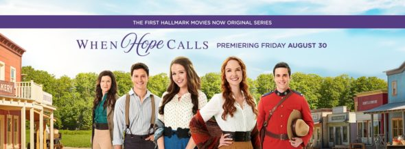 When Hope Calls TV show on Hallmark Movies Now: season 1 viewer votes (cancel renew season 2?)