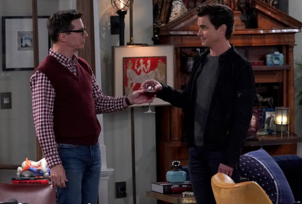 Will & Grace TV show on NBC: (canceled or renewed?)