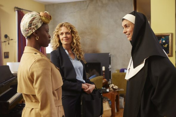 Workin' Moms TV show on Netflix: canceled or season 4? (release date); Vulture Watch