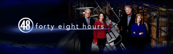 48 Hours TV show on CBS: season 32 ratings (canceled or renewed?)