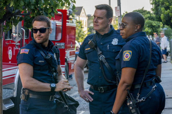 9-1-1 TV show on FOX: canceled or renewed for season four?