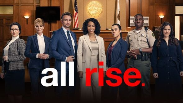 All Rise TV show on CBS (canceled or renewed?)
