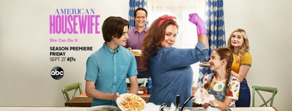 American Housewife TV show on ABC: season four ratings (cancel or renew?)
