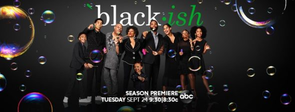 Black-ish TV show on ABC: season 6 ratings (cancel or renew for season 7?)