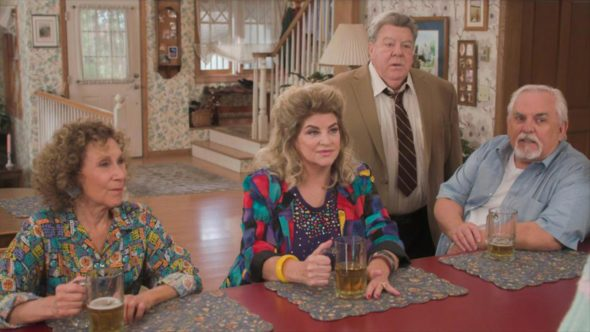 The Goldbergs TV show on ABC: (canceled or renewed?); Cheers