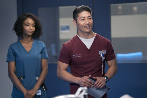 Chicago Med TV show on NBC: season 5 viewer votes (cancel or renew?)