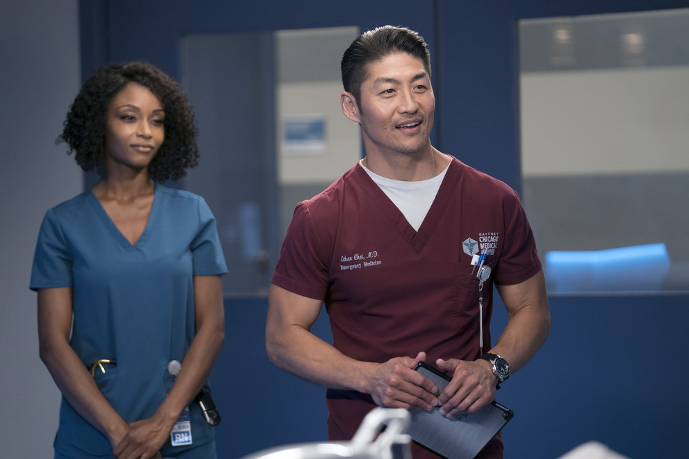 chicago med tv show on nbc season 5 viewer votes