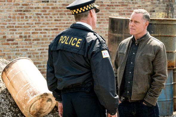Chicago PD TV show on NBC: season seven viewer votes (cancel or renew for season 8?)