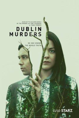 Dublin Murders TV show on Starz: (canceled or renewed?)