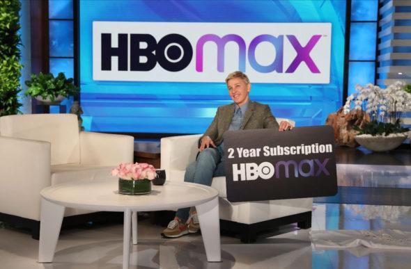 Ellen's Home Design Challenge TV show on HBO Max: (canceled or renewed?)